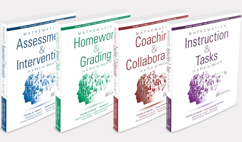 Mathematics at Work Books and Teaching Resources