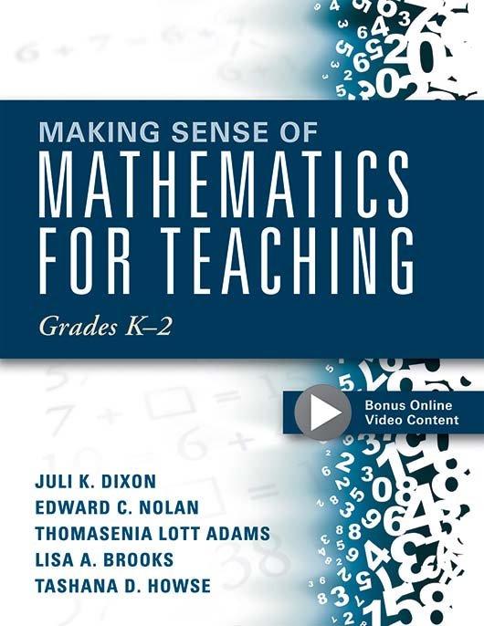 Making Sense of Mathematics for Teaching Grades K–2