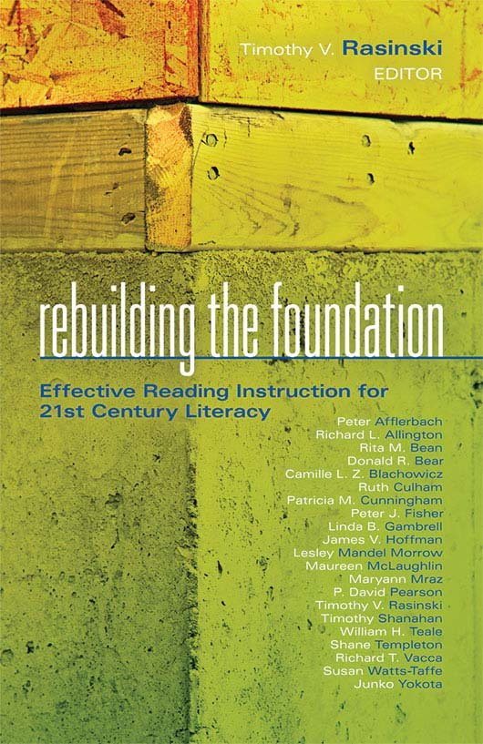 Rebuilding the Foundation