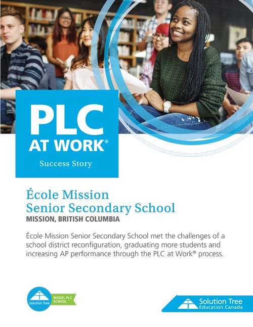 PLC Case Study: École Mission 