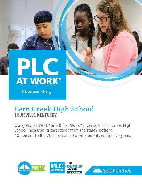 PLC Case Study: Fairdale High School