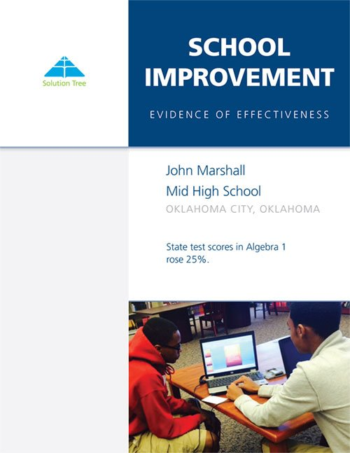 School Improvement Case Study: John Marshall Mid High School