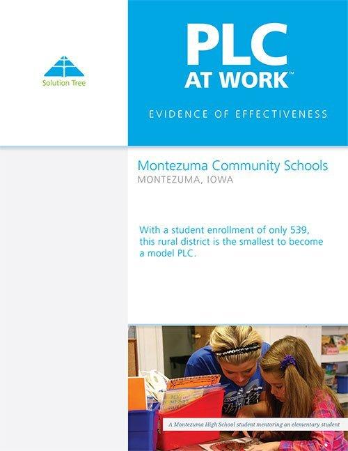 PLC Case Study: Montezuma Community Schools