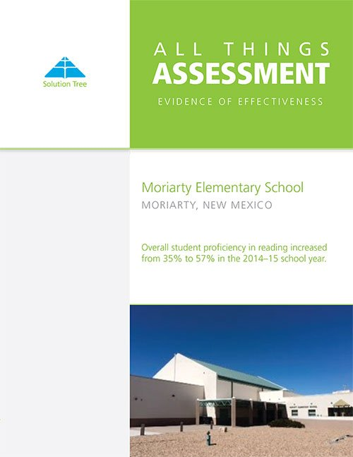 PLC Assessment Case Study: Moriarty Elementary School