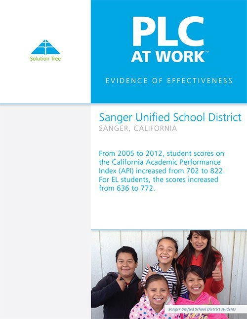 PLC Case Study: Sanger Unified School District